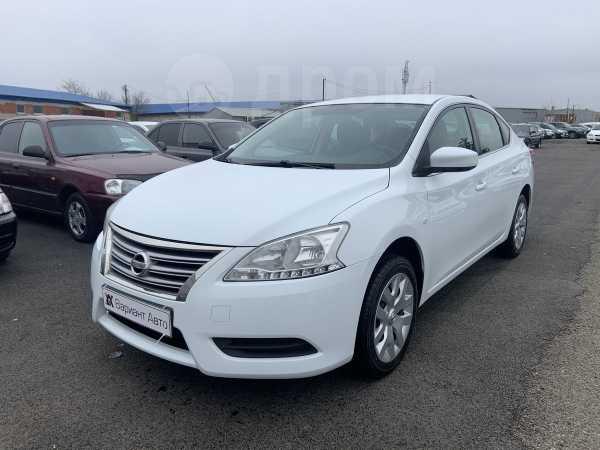 Nissan Sentra, 2015 год, 527 000 руб.