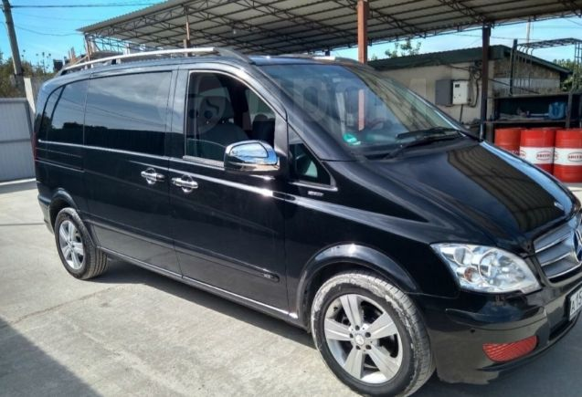 Mercedes-Benz Viano, 2011 год, 1 500 000 руб.