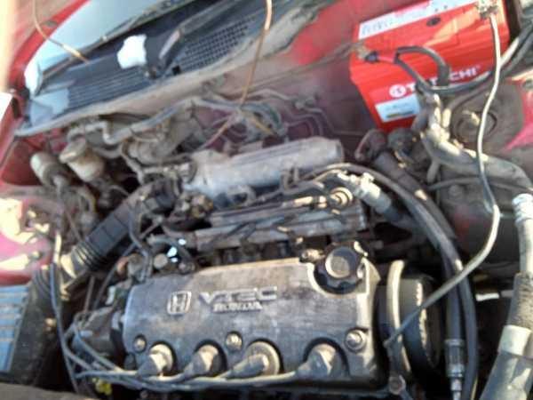 Honda Civic, 1992 год, 90 000 руб.
