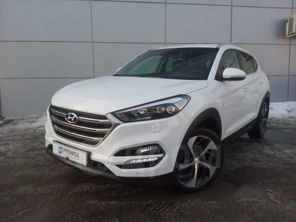 Hyundai Tucson, 2017 год, 1 520 000 руб.
