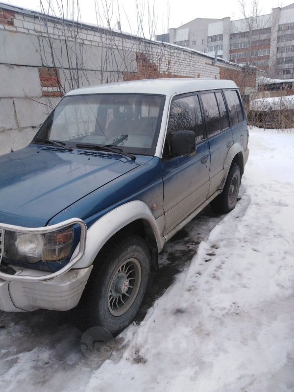 Mitsubishi Pajero, 1993 год, 255 000 руб.