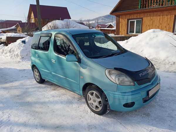 Toyota Funcargo, 2004 год, 290 000 руб.