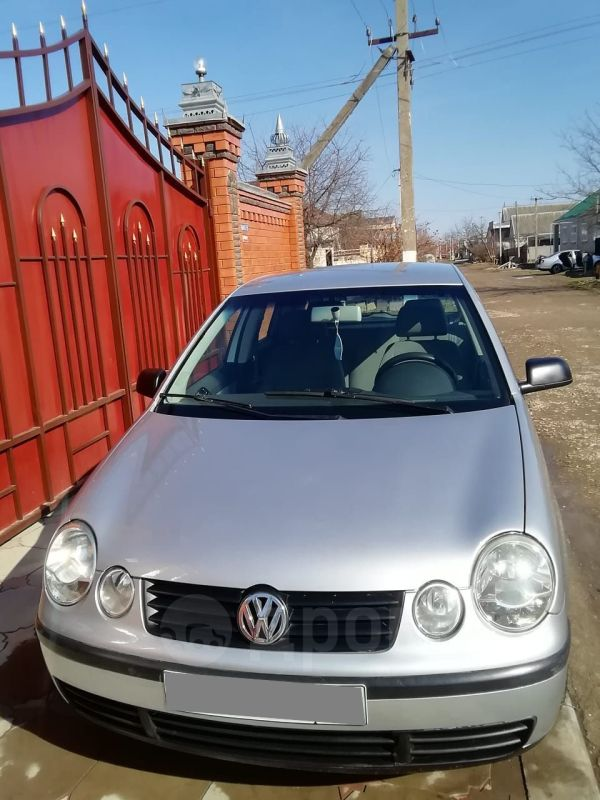 Volkswagen Polo, 2002 год, 250 000 руб.