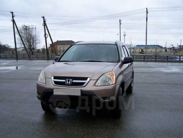 Honda CR-V, 2003 год, 440 000 руб.