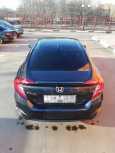 Honda Civic, 2016 год, 1 130 000 руб.