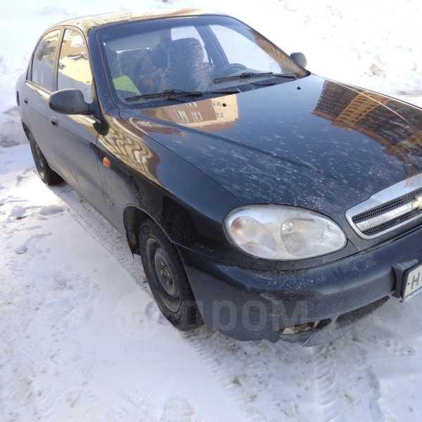 Chevrolet Lanos, 2008 год, 90 000 руб.