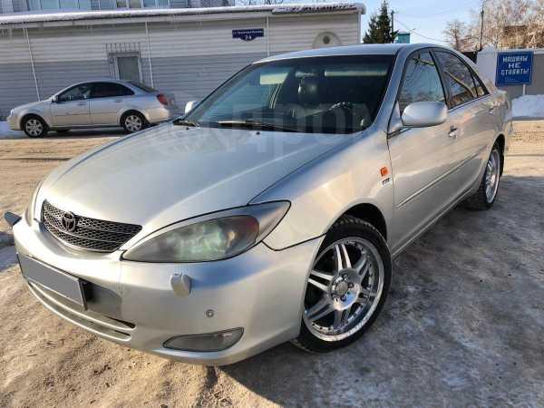 Toyota Camry, 2004 год, 540 000 руб.