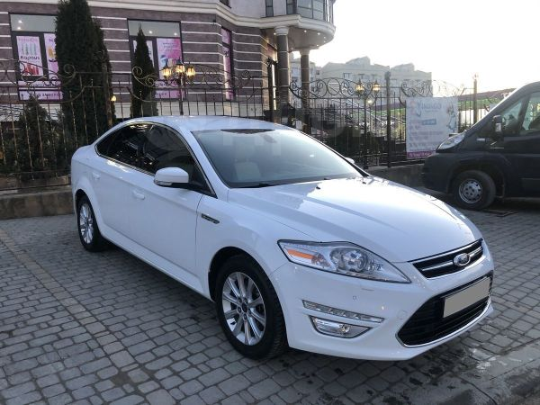 Ford Mondeo, 2014 год, 780 000 руб.