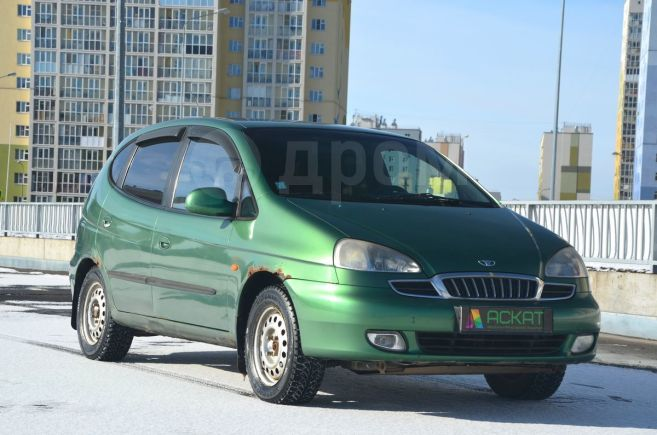 Daewoo Tacuma, 2001 год, 115 000 руб.