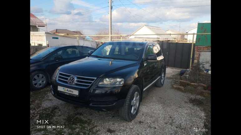 Volkswagen Touareg, 2005 год, 635 000 руб.