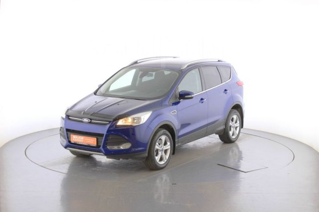 Ford Kuga, 2015 год, 965 000 руб.