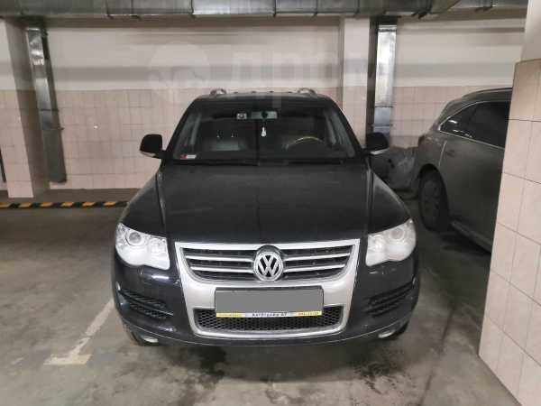Volkswagen Touareg, 2008 год, 735 000 руб.