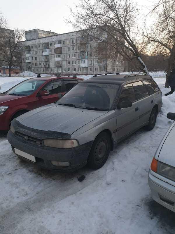 Subaru Legacy, 1996 год, 160 000 руб.