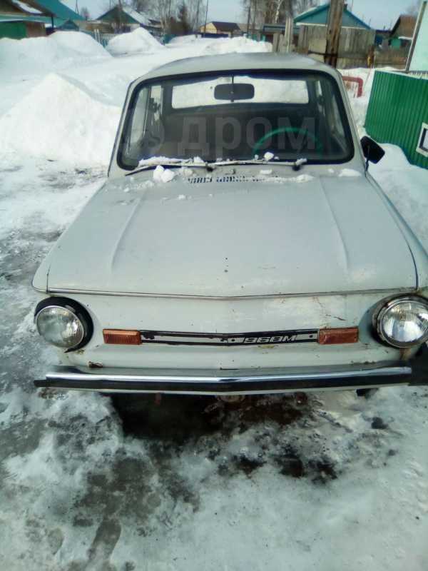 ЗАЗ Запорожец, 1988 год, 19 000 руб.