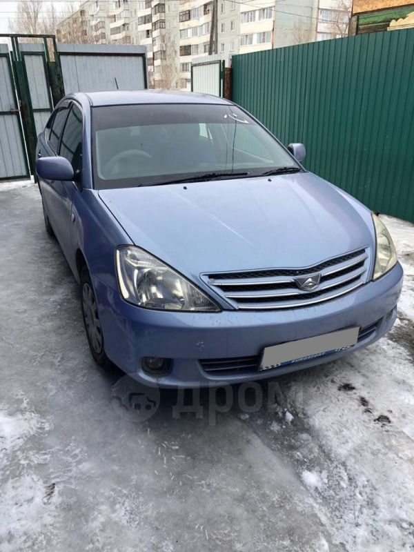 Toyota Allion, 2002 год, 350 000 руб.