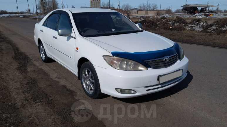 Toyota Camry, 2003 год, 405 000 руб.