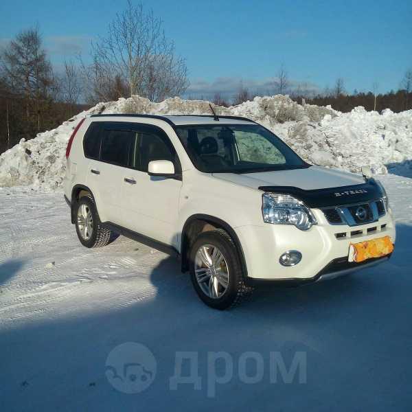 Nissan X-Trail, 2012 год, 1 080 000 руб.