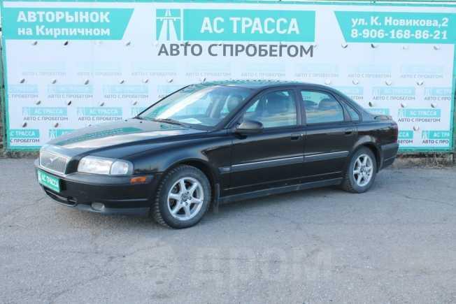 Volvo S80, 2001 год, 300 000 руб.