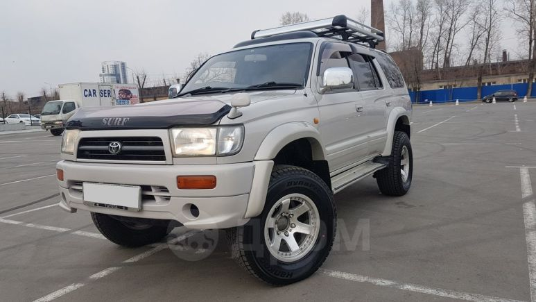 Toyota Hilux Surf, 1998 год, 679 000 руб.