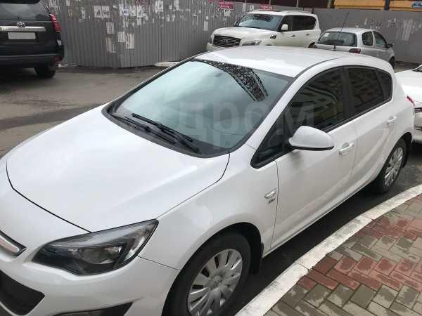 Opel Astra, 2014 год, 560 000 руб.