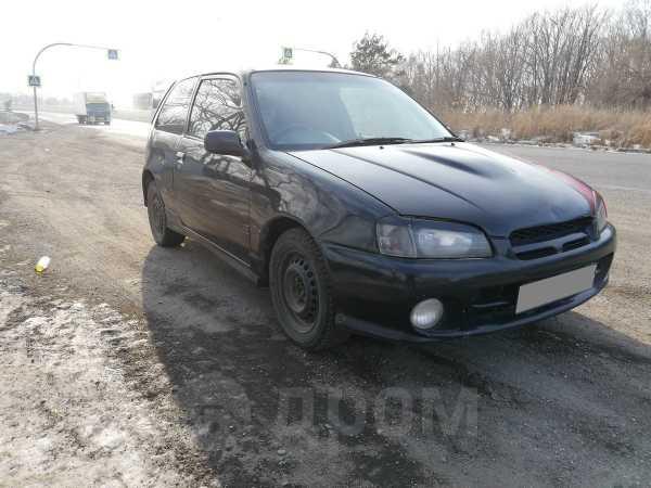 Toyota Starlet, 1997 год, 125 000 руб.