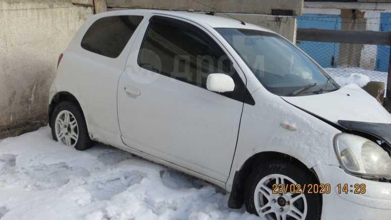 Toyota Vitz, 2002 год, 100 000 руб.