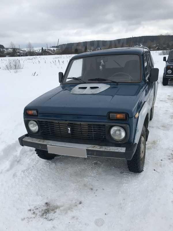 Лада 4x4 2121 Нива, 2001 год, 99 999 руб.