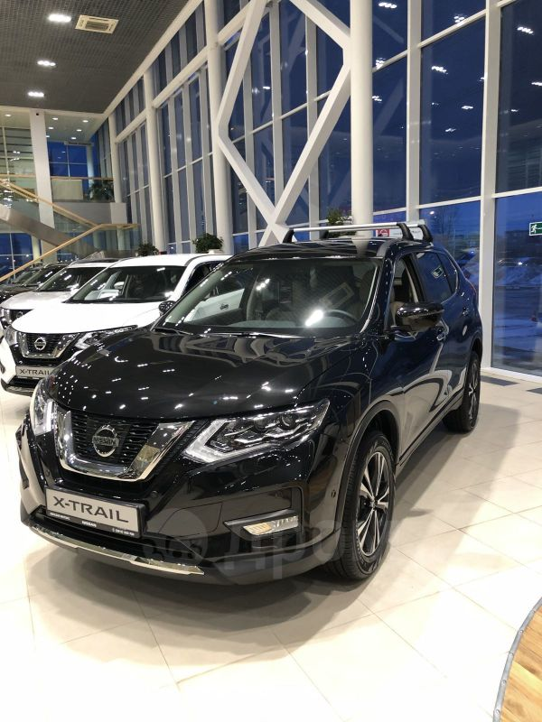 Nissan X-Trail, 2019 год, 1 808 000 руб.