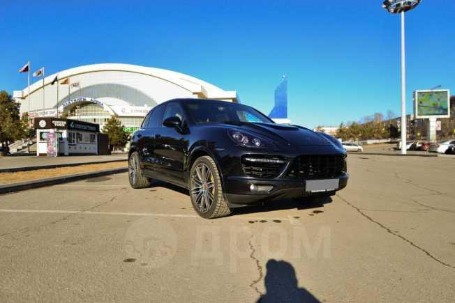 Porsche Cayenne, 2012 год, 2 800 000 руб.