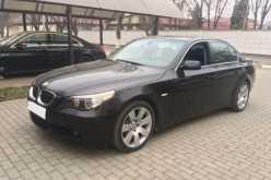 Грозный BMW 5-Series 2004