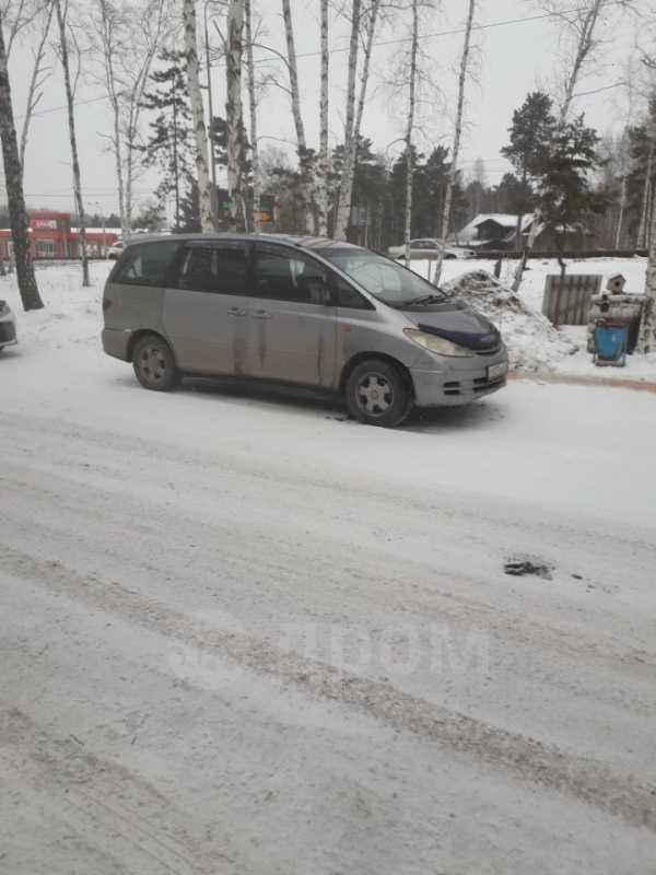 Toyota Estima, 2002 год, 395 000 руб.