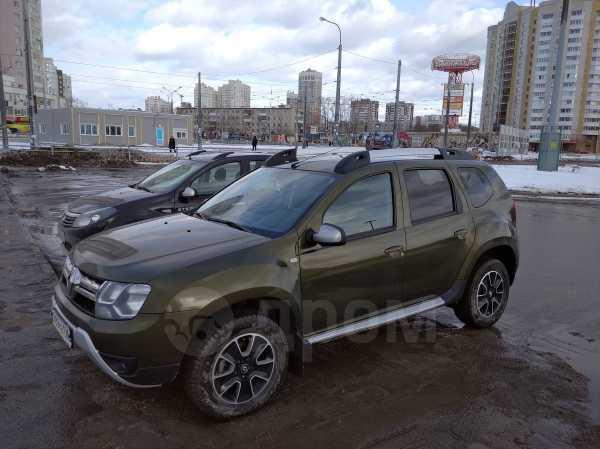 Renault Duster, 2017 год, 890 000 руб.