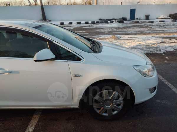 Opel Astra, 2011 год, 440 000 руб.