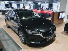 Москва Mazda6 2020