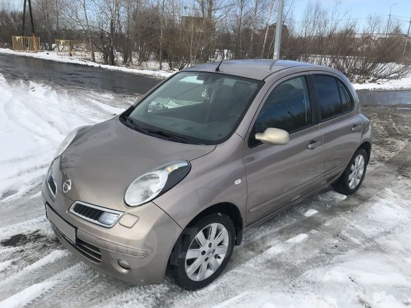 Nissan Micra, 2009 год, 333 000 руб.