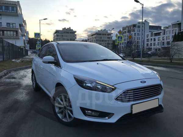 Ford Focus, 2018 год, 880 000 руб.