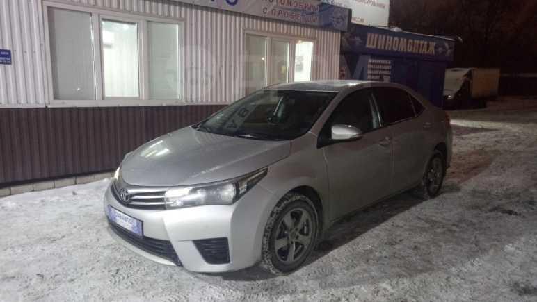 Toyota Corolla, 2013 год, 630 000 руб.