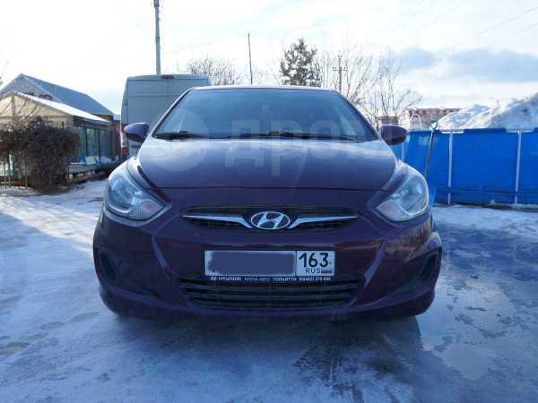 Hyundai Solaris, 2013 год, 365 000 руб.