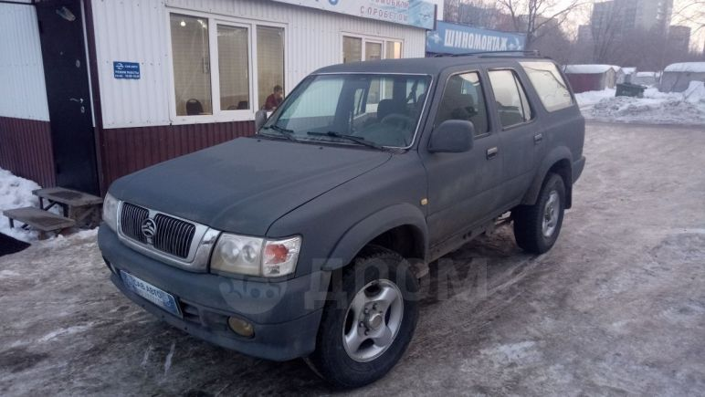 Great Wall Hover H3, 2008 год, 320 000 руб.