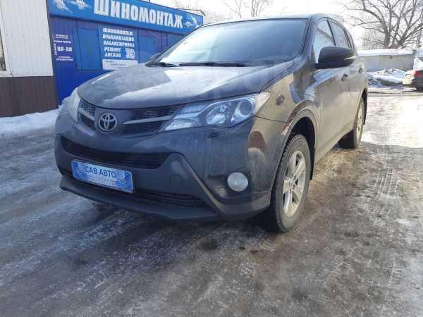 Toyota RAV4, 2013 год, 1 130 000 руб.