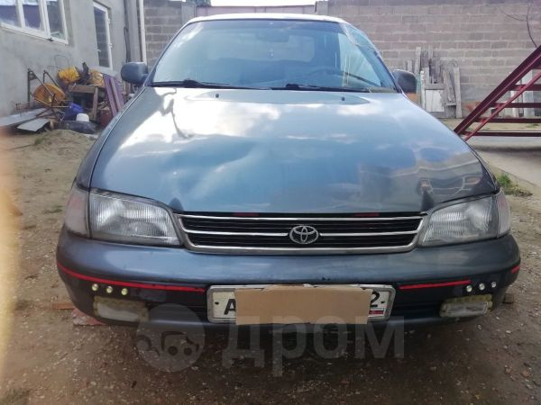 Toyota Carina E, 1993 год, 60 000 руб.
