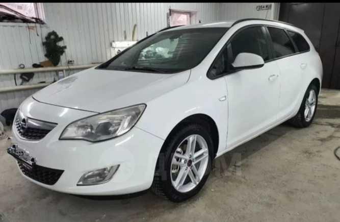 Opel Astra, 2012 год, 489 000 руб.