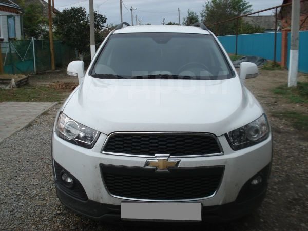 Chevrolet Captiva, 2014 год, 1 100 000 руб.