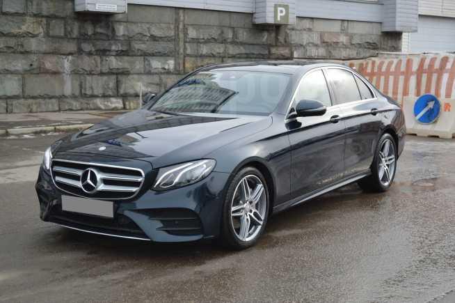 Mercedes-Benz E-Class, 2016 год, 2 075 000 руб.