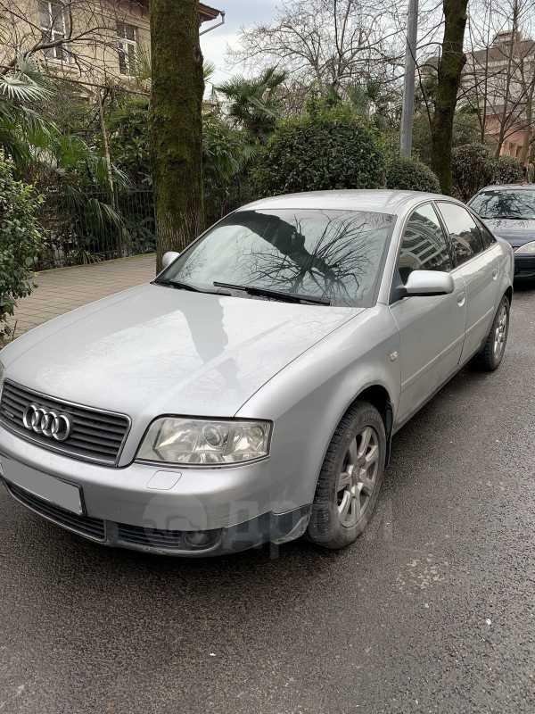 Audi A6, 2002 год, 255 000 руб.