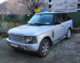 Петропавловск-Камчатский Range Rover 2003