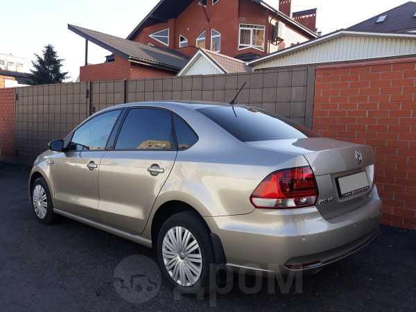 Volkswagen Polo, 2016 год, 530 000 руб.