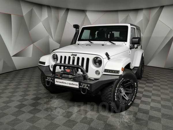 Jeep Wrangler, 2015 год, 2 467 500 руб.