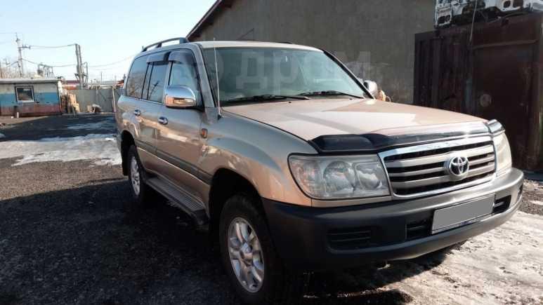 Toyota Land Cruiser, 2006 год, 1 750 000 руб.