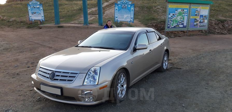 Cadillac STS, 2005 год, 750 000 руб.